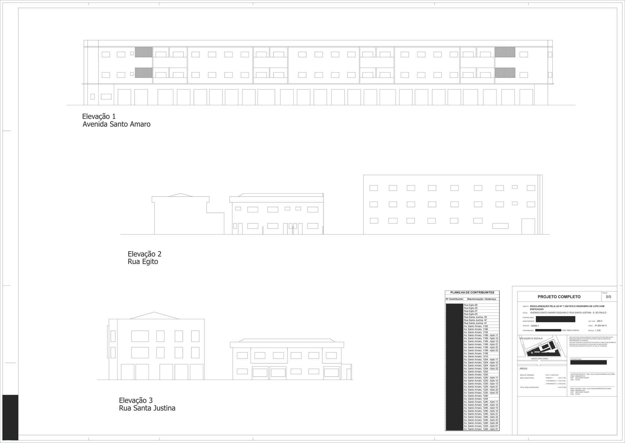 Regularização Fundiária: Imóvel Multiuso F.S. Regularização Fundiária: Imóvel Multiuso F.S. Foto 27 Easy Resize Projetos Projetos Foto 27 Easy Resize